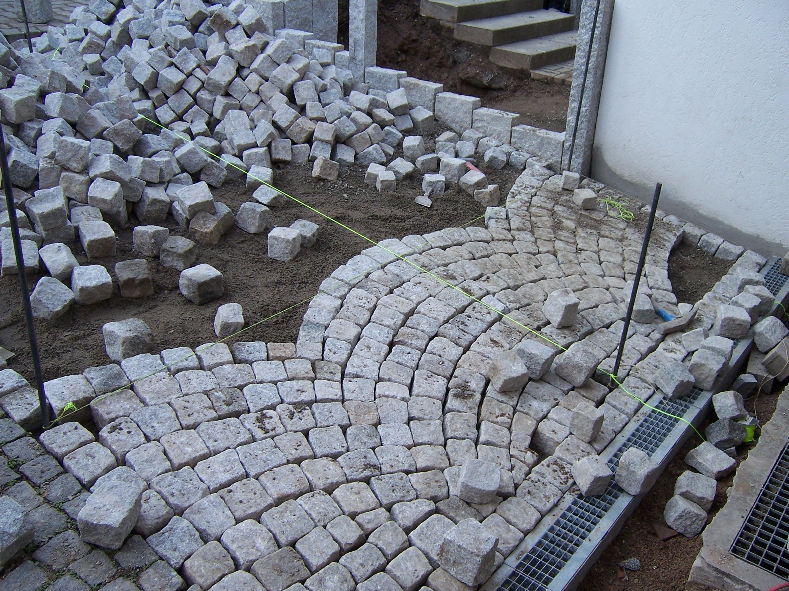 Pflasterarbeiten und Wegebau in Heidelberg